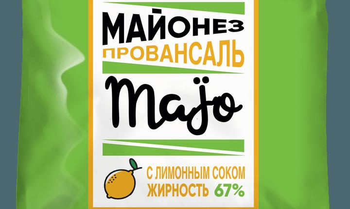 Майонез «Майо» с лимонным соком 200 гр.