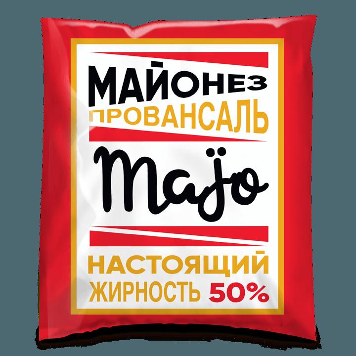 Майонез «Майо» среднекалорийный 400 гр.