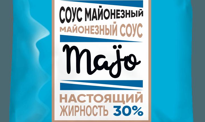Майонезный соус «Майо» низкокалорийный 200 гр.